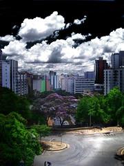# 9 de Julho (Carlos Fachini ™) Tags: street sky brasil photoshop sãopaulo sony imagens manipulation sampa photograph rua paulo fotografia nuvem são hdr paulista manipulação w130