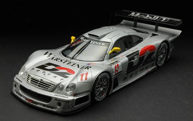 Mercedes-Benz CLK-GTR 1997