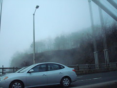 DSC02571 (mulder_vixen22) Tags: nyc fog nj georgewashingtonbridge