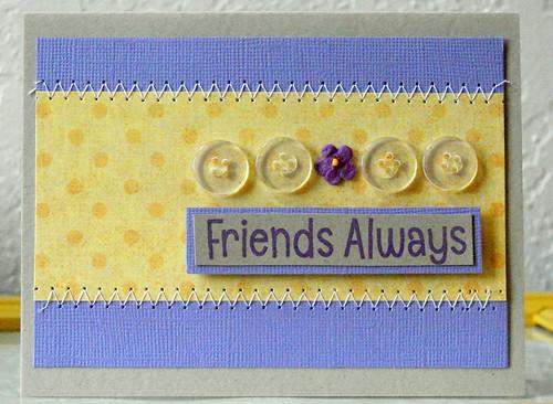 Friends Always Card