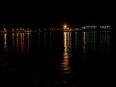 good evening dumaguete (.e.u.g.e.n.e.) Tags: city sea gabi night lights pier boulevard dumaguete rizal dagat ilaw abigfave pinoykodakero