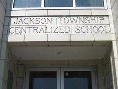 080109 Jackson Township School--Burgoon, Ohio (9) (oldohioschools) Tags: county school ohio jackson east elementary township lakota sandusky burgoon