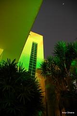 Casa... (Artur Oliveira Gomes) Tags: luz casa noite decorao