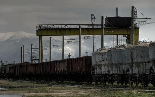 Sibiu Depot CFR