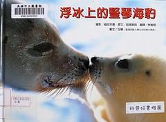 20110526-浮冰上的豎琴海豹1-1