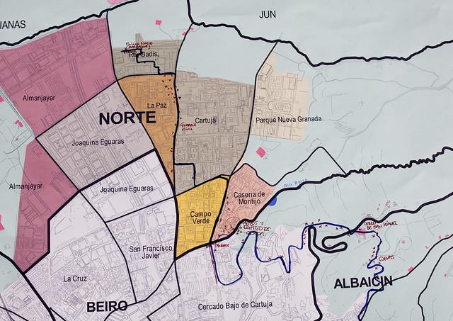 Plano Granada