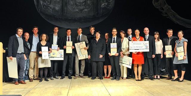 Preisträger des NEG Website Award 2011