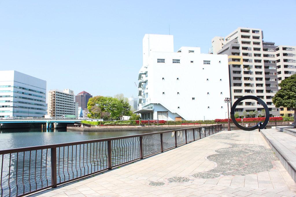 Shinagawa walking guide (1)