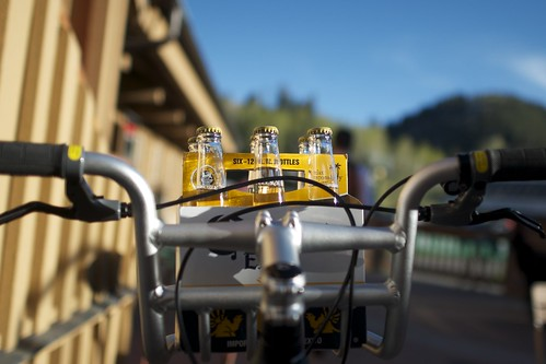 PressCamp Day One: Schwinn 411 Beer Bike