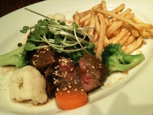 牛フレ肉。