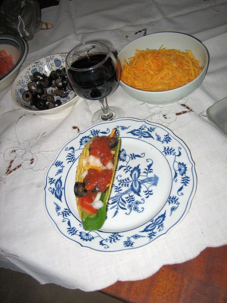 Taco Vege-Luxe