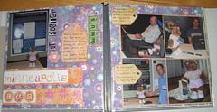 Felicia's album page 5-6