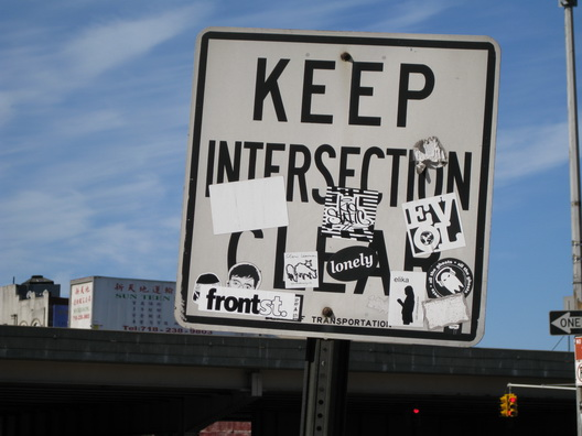 Say What--Keep Intersection