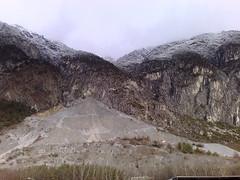 13.03.2008 - Baggerarbeiten (silberspitze) Tags: monitoring lawine zams silberspitze lawinenkommission asolvo beurteilung lawinen prantauer