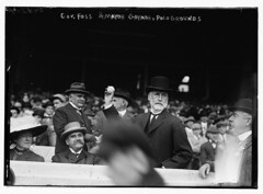Gov. Foss & Mayor Gaynor, Polo Grounds  (LOC) (The Library of Congress) Tags: newyorkcity newyork baseball mayor stadium massachusetts governor libraryofcongress pologrounds williamjaygaynor xmlns:dc=httppurlorgdcelements11 mayorgaynor 1912worldseries dc:identifier=httphdllocgovlocpnpggbain10851 eugenefoss october81912 mayorwilliamjaygaynor williamjgaynor