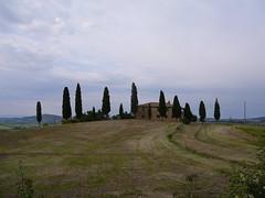 Val dOrcia (duqueros) Tags: italien italy italia tuscany toscana toscane cypresses italie toskana zypressen toskanahaus duqueiros