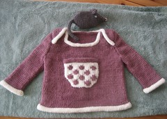 hickory dickory dot sweater