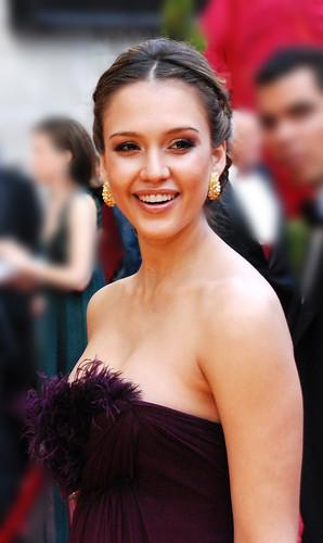 Oscar, Jessica Alba