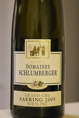 2005 Domaines Schlumberger Riesling Saering Grand Cru