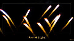 Ray Of Light (TLC Fotografie) Tags: light ray fireworks kaboom experiment rays k