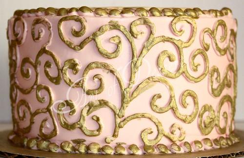Julliette's Cake - sides