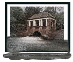 A Very Rainy Day ~(Make it Interesting )~ (Gravityx9) Tags: photoshop chop multicolored magical specialeffects blogthis oob smorgasbord 0608 americaamerica 060308 mii4 psjunkies highcreativity makeitinteresting alchimiafotografica extremest kaz2803