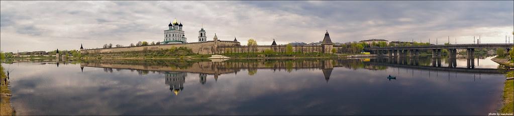 Pskov Panoramic