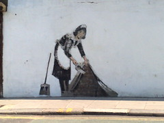 Graffiti - Chalk Farm