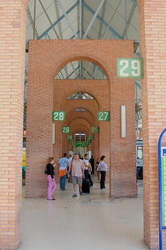 Estación de Autobús