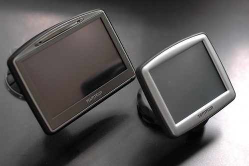 TomTom G0 720 and ONE Europe