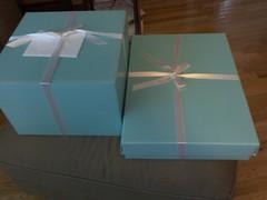 Tiffany's!