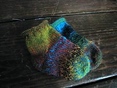 baby trekking socks