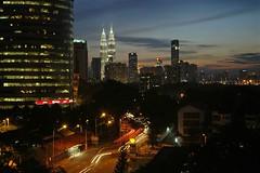 Sunset of Kuala Lumpur 2008(4)