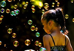 She Watches Bright Bubbles (TJ Scott) Tags: birthday party bubbles themoulinrouge firstquality visiongroup infinestyle theunforgettablepictures theperfectphotographer rubyphotographer qualitypixels acinematicworld