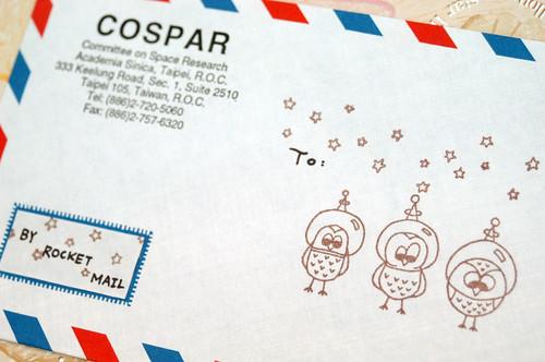jj-mail art