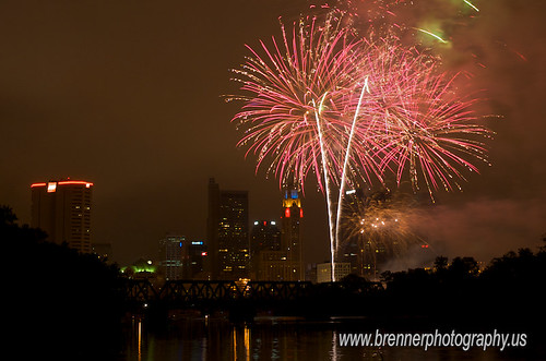 Columbus, OH Event Photography - Red,White & Boom  02