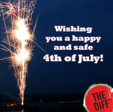 Happy 4th of July from Quicken Loans DIFF blog!