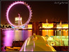 London Eye at