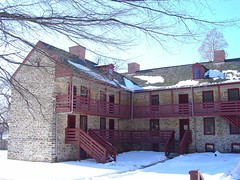 Old Barracks- Trenton NJ 2005 (2) (kevystew) Tags: newjersey barracks mercercounty us1 trenton nationalhistoriclandmark nationalregister nationalregisterofhistoricplaces oldbarracks