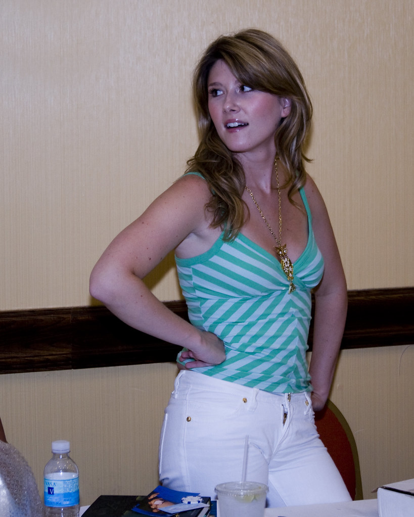 Jewel Staite Sexy Pics the world's best photos of shoreleave30 - flickr hive mind