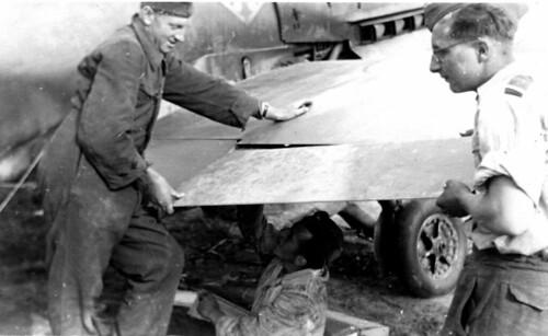 Bf109 III-JG52 (ii) Messerschmitt