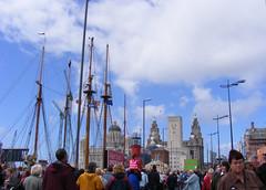 Tall Ships (Eleanor Culley) Tags: liverpool lambanana tallships albertdock 08 capitalofculture