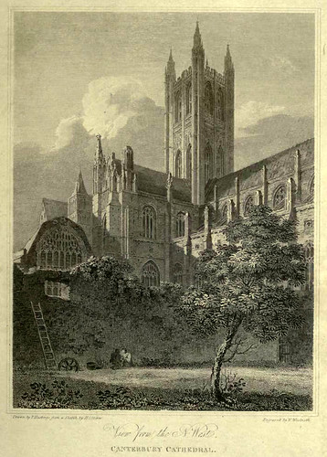 09- Catedral de Canterbury vista exterior