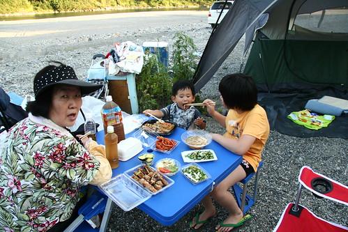 2008 7 24 仁淀川川下り