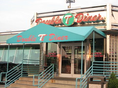 Double T Diner in Pasadena