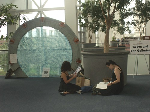 Stargate and Readers