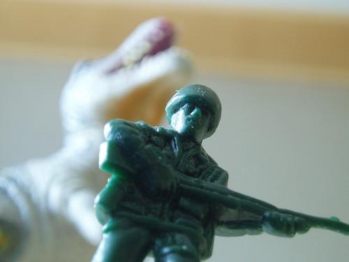 Soldier & Dinosaur 02