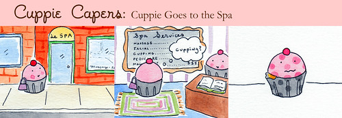 Cuppie adventure