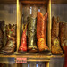 Vintage Cowboy Boots by David A G Wilson