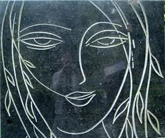 Marble girl (mdanys) Tags: portrait cemetery osama reflexions lithuania vilnius lietuva danys mywinners abigfave krasauskas mdanys